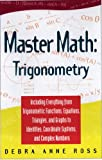 Master Math: Trigonometry (Master Math Series)