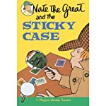 Nate the Great and the Sticky Case (       UNABRIDGED) by Marjorie Weinman Sharmat