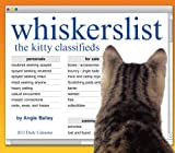 whiskerslist The Kitty Classifieds 2015 Boxed Calendar