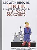 Les Aventures de Tintin : Pays des soviets
