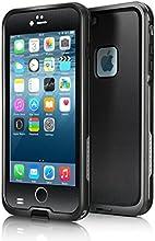 Easylife ES-6-1 - Funda cartuchera para móvil Apple iPhone 6, negro