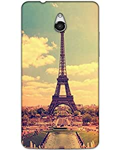 Infocus M2back cover Designer High Quality Premium Matte Finish 3D Case