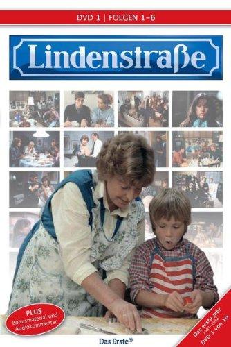 Lindenstraße - DVD 01 (Folge 1 - 6)