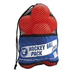 Buy A&R Sports Hockey Ball (Pack of 12) by A&R Sports