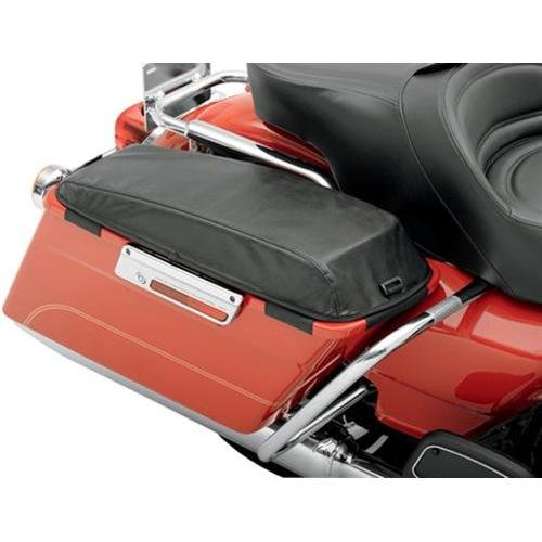 Saddlemen Saddlebag Chaps Lid Cover For Harley-Davidson Touring With Hardbags (3501-0453) (Harley Lid Cover compare prices)