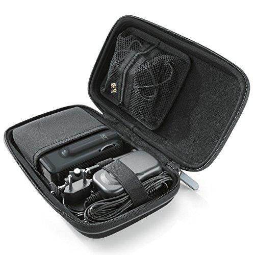 Travel case tripod for compact 100 lumen pocket for Pocket projector case