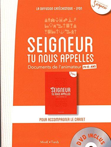 14-15 ans - Document animateur + DVD / orange