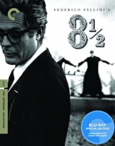 Cover of &quot;8 1/2 (The Criterion Collection...