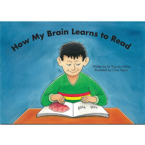 Junior Learning How My Brain Learns to Read Children's Book