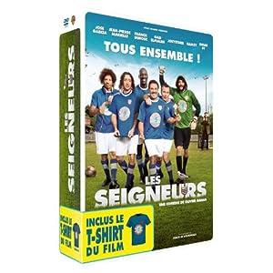 Les Seigneurs - DVD + le T-shirt de l'équipe [Coffret DVD + T-shirt]