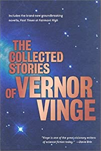 "Cover of ""The Collected Stories of Vernor..."