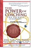 img - for The Power of Coaching...The Secrets of Achievement book / textbook / text book