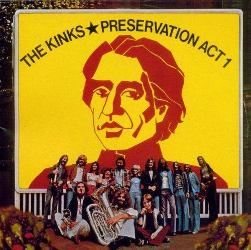 Preservation: Act 1 artwork