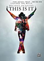 Michael Jackson This Is It: The Music That Inspired the Movie (Piano/vocal/chords)