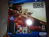 Big Sale Best Cheap Deals PS3 Slim 250GB Medal of Honor: Warfighter Bundle (PlayStation 3)