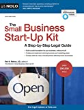 img - for Small Business Start-Up Kit, The: A Step-by-Step Legal Guide book / textbook / text book