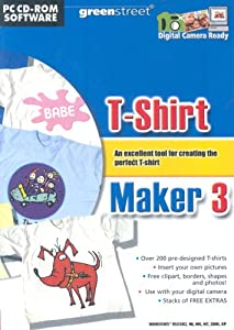 Greenstreet T-Shirt Maker 3 (PC) by Greenstreet Online Ltd