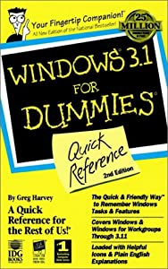 Windows 3.1 For Dummies