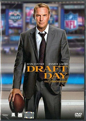 Draft Day (2014 Dvd) Kevin Costner. Nfl Drama - R0