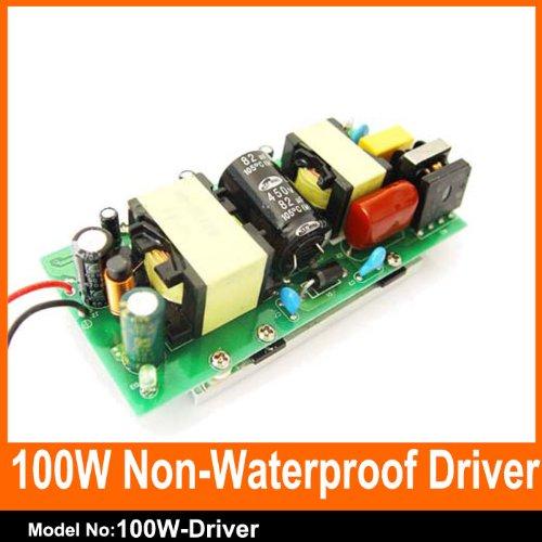 Hiyadealhigh Power Electronic Driver 85-265V To 30-36V 3A For 100W Led Light Lamp