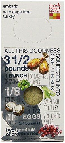 The Honest Kitchen Embark: Grain Free Turkey Dog Food , 2 lb_Image4