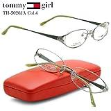 【トミーガール メガネ】tommy girl メガネフレーム TH-5020JA-4