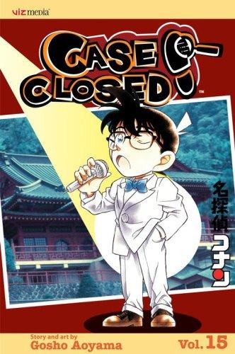 名探偵コナン コミック15巻 (英語版)