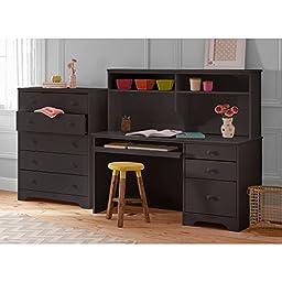Better Homes and Gardens Kids Pine Creek Desk (Espresso)