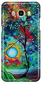 Samsung Galaxy J5 2016 Back Cover by Vcrome,Premium Quality Designer Printed Lightweight Slim Fit Matte Finish Hard Case Back Cover for Samsung Galaxy J5 2016