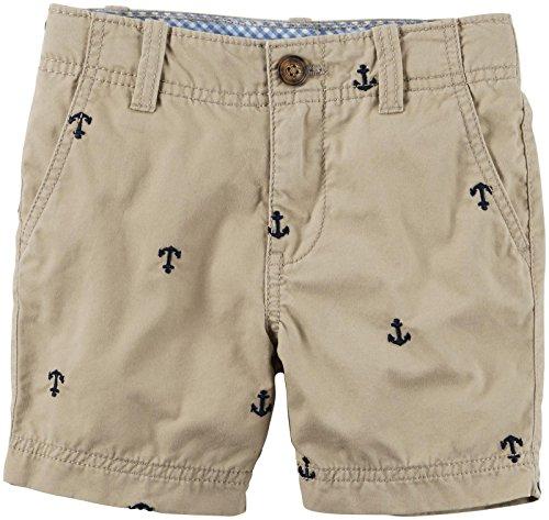 Carter's Shorts 224g118, Khaki, 12 Months
