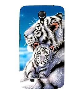 Fuson Premium Printed Hard Plastic Back Case Cover for Samsung Galaxy Mega 6.3 I9200