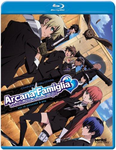 Storia Della Arcana Famiglia: Complete Collection [Blu-ray] [Import]