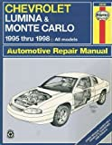 img - for Chevrolet Lumina & Monte Carlo Automotive Repair Manual (Haynes Automotive Repair Manual Series) book / textbook / text book