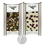 Chocholik Belgium Chocolate Gifts - Invigorating Collection Of Belgian Chocolate Bars With 5gm Pure Silver Coin...