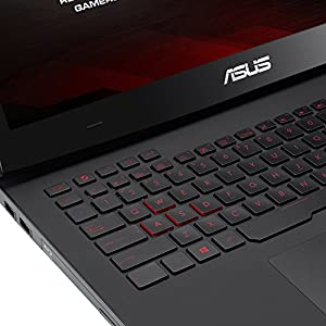 ASUS G751JT 17.3-Inch Notebook (Intel Core i7-4710HQ 2.5 GHz, 16 GB RAM, 1 TB HDD, Webcam, Nvidia Graphics, Windows 8.1)