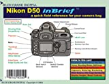 Nikon-D50-inBrief-Laminated-Reference-Card