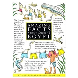 Amazon.com: Amazing Facts About Ancient Egypt (Beginner's Guides ...