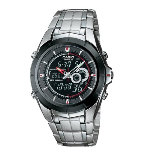 Casio Edifice Watches - Compare Prices on Casio Men's Ana-Digi