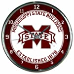 NCAA Mississippi State Bulldogs Chrom...