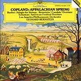 Copland: Appalachian Spring; Barber: Adagio for Strings