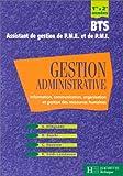 echange, troc V. Alléguède, D. Bacchi, R. Saïdi-Lamdaour Davesne - Gestion administrative PME-PMI, 1re-2e années BTS