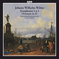 �E�B�����X:������ Op.9&23�A���ȃj���� (Wilhelm Wilms: Symphonies Nos. 1 & 4; Overture in D)