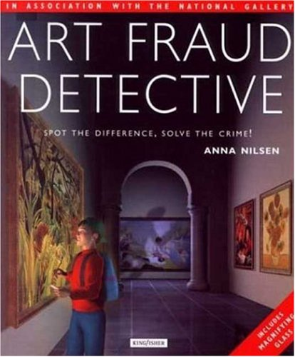 Art Fraud Detective: Spot the Difference, Solve the Crime!
