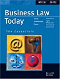 img - for Business Law Today: The Essentials (with Online Research Guide) book / textbook / text book