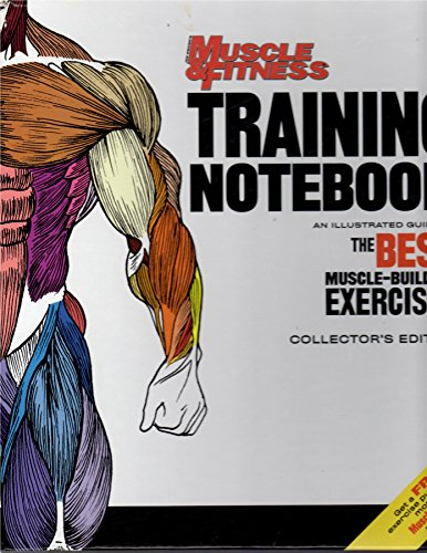 Training Notebook: Joe Weider's Muscle & Fitness