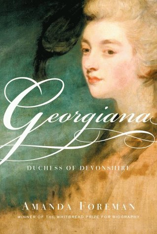 Image for Georgiana: Duchess of Devonshire