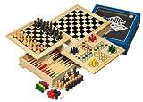 Philos 3104 - Holz-Spielesammlung Reise