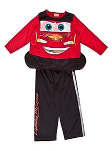 Disney - I-884667T - Déguisement - Costume Classique Flash Mac Queen - Taille 2 à 3 ans