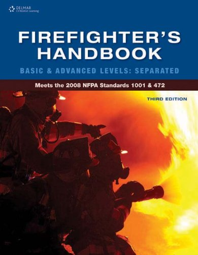 Firefighter's Handbook: Firefighter I and Firefighter II