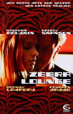 Zebra Lounge [VHS]
